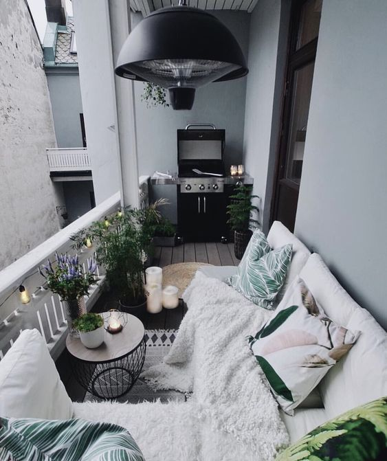 63 Cozy Apartment Balcony Decorating Ideas: 40+ Great Decorating Ideas For Living Room