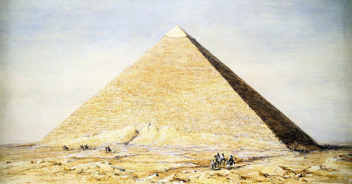 Como Fazer Piramides De Isopor Caseiras Piramides De Gize