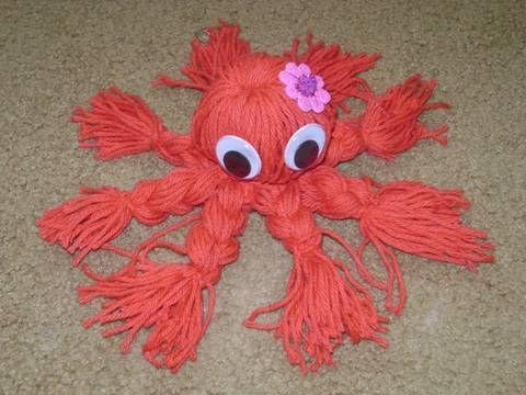 Creativity for Kids  Sew Cute Octopus