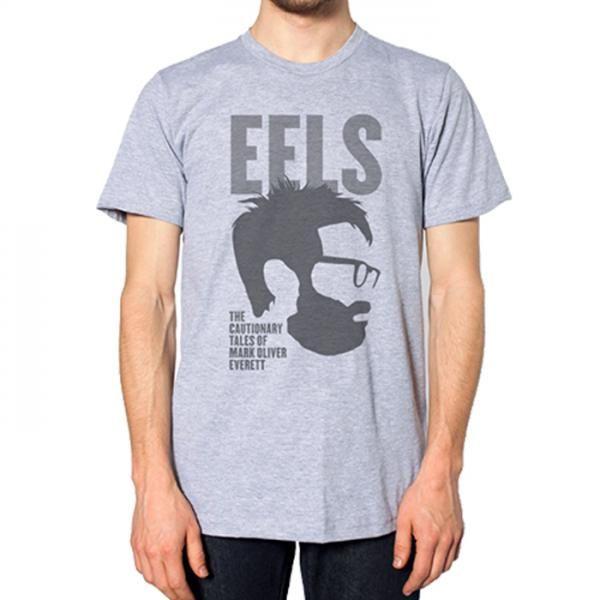 Eels Mens Grey Face T Shirt Tm Stores Shirts Band Tshirts T Shirt