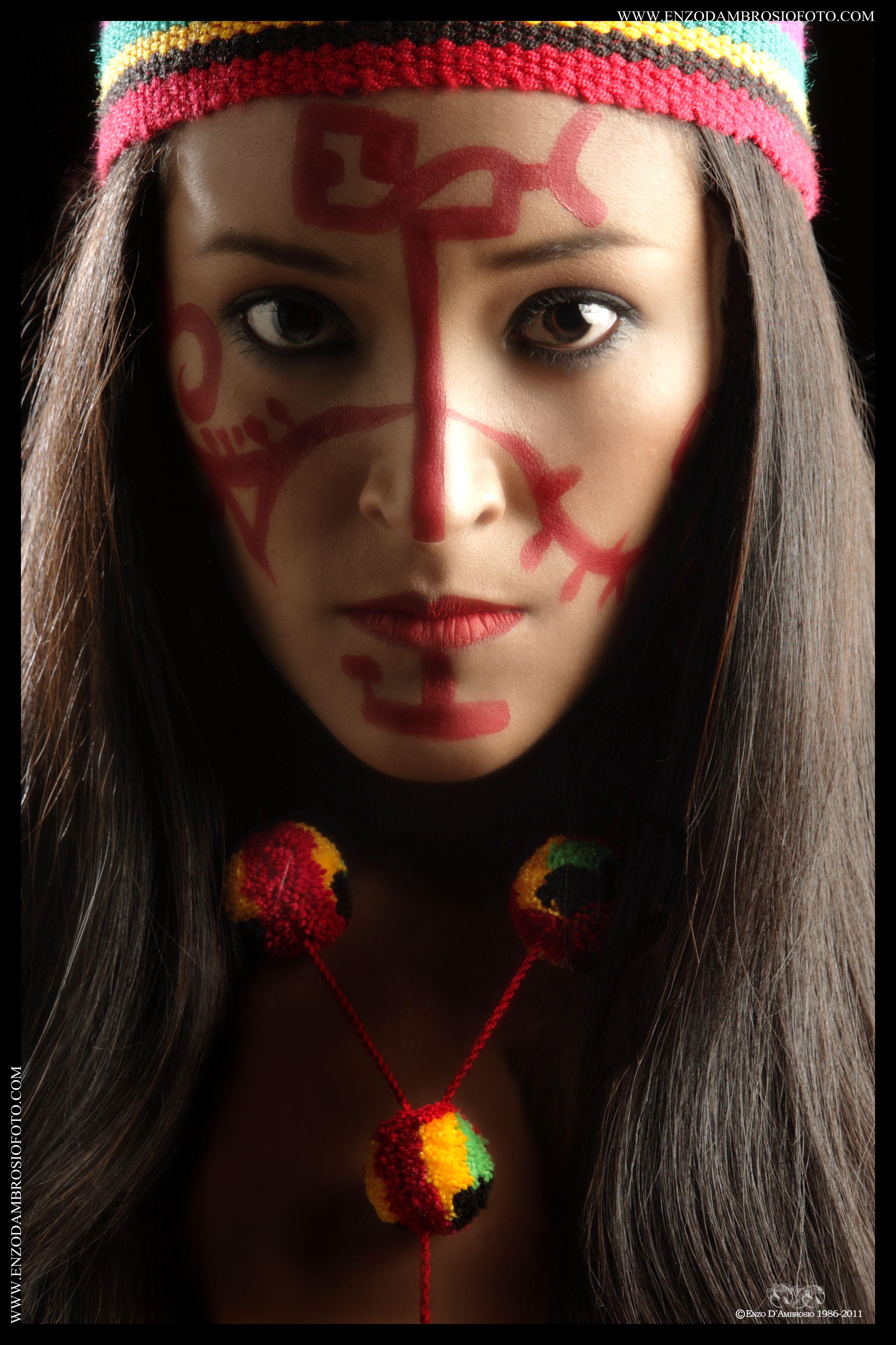 Maquillaje Wayu