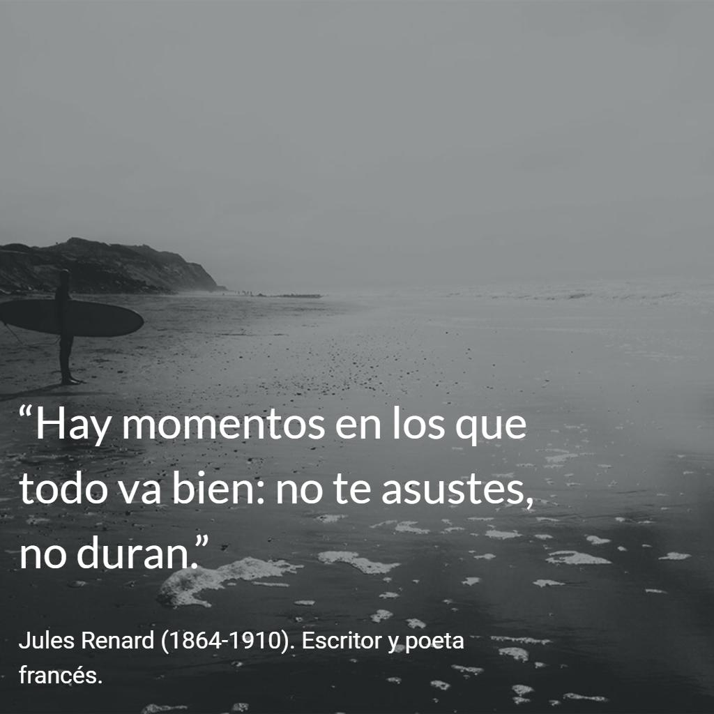 Jules Renard 1864 1910 Escritor Y Poeta Francés Citas