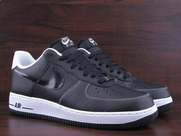 the latest a21d0 a544b Nike Air Force 1 Low Noir Blanc nike Chaussures Pinterest Pinterest  Pinterest Nike air bfdf2c