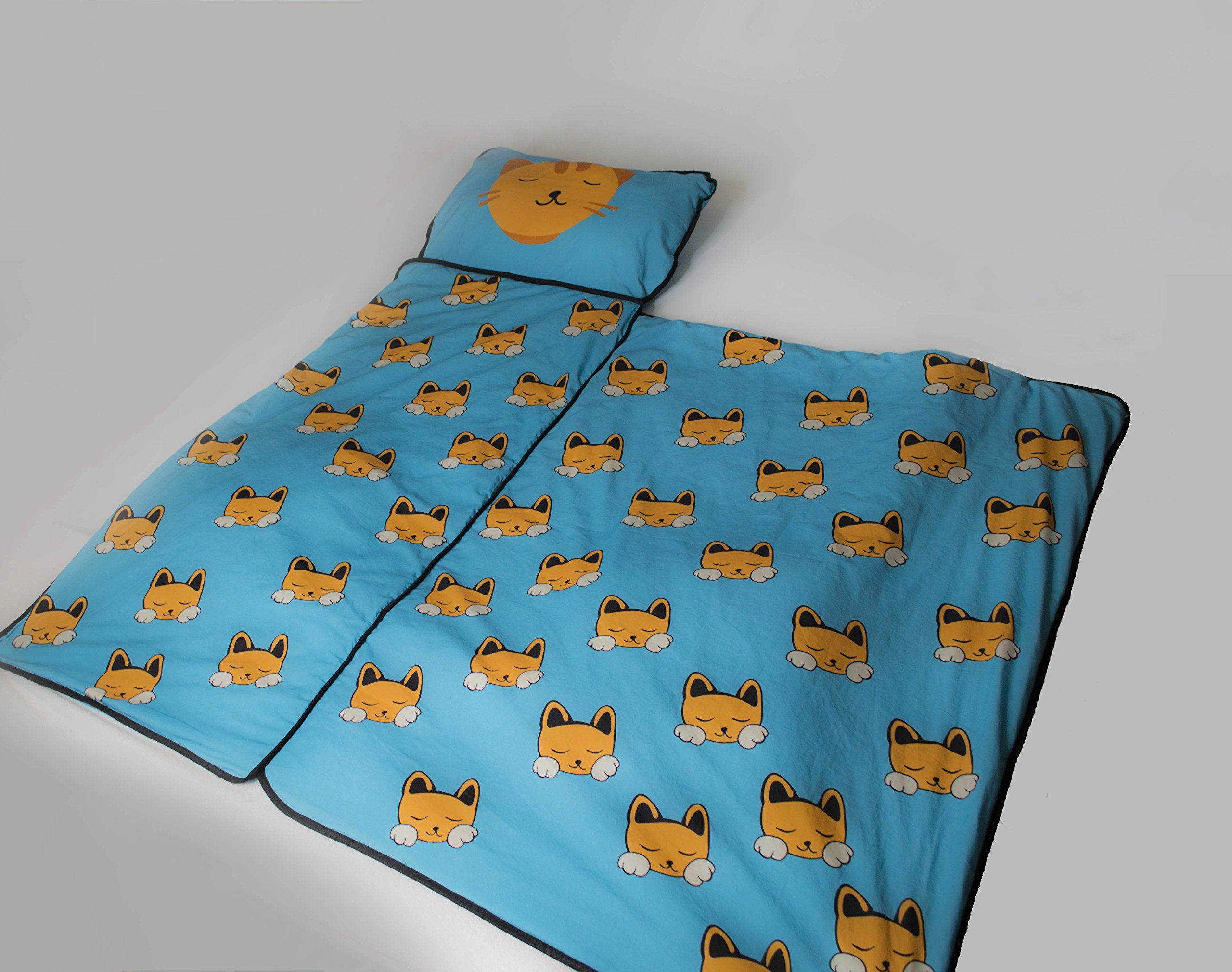 Cat Nap Mat For Toddlers Indoor Outdoor Mat Ocean Blue Built In Blanket For Babies And Toddlers You Can Find Out More Details Cat Nap Nap Mat Blue Ocean