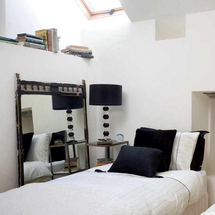 Schwarze Und Weiße Schlafzimmer Ideen