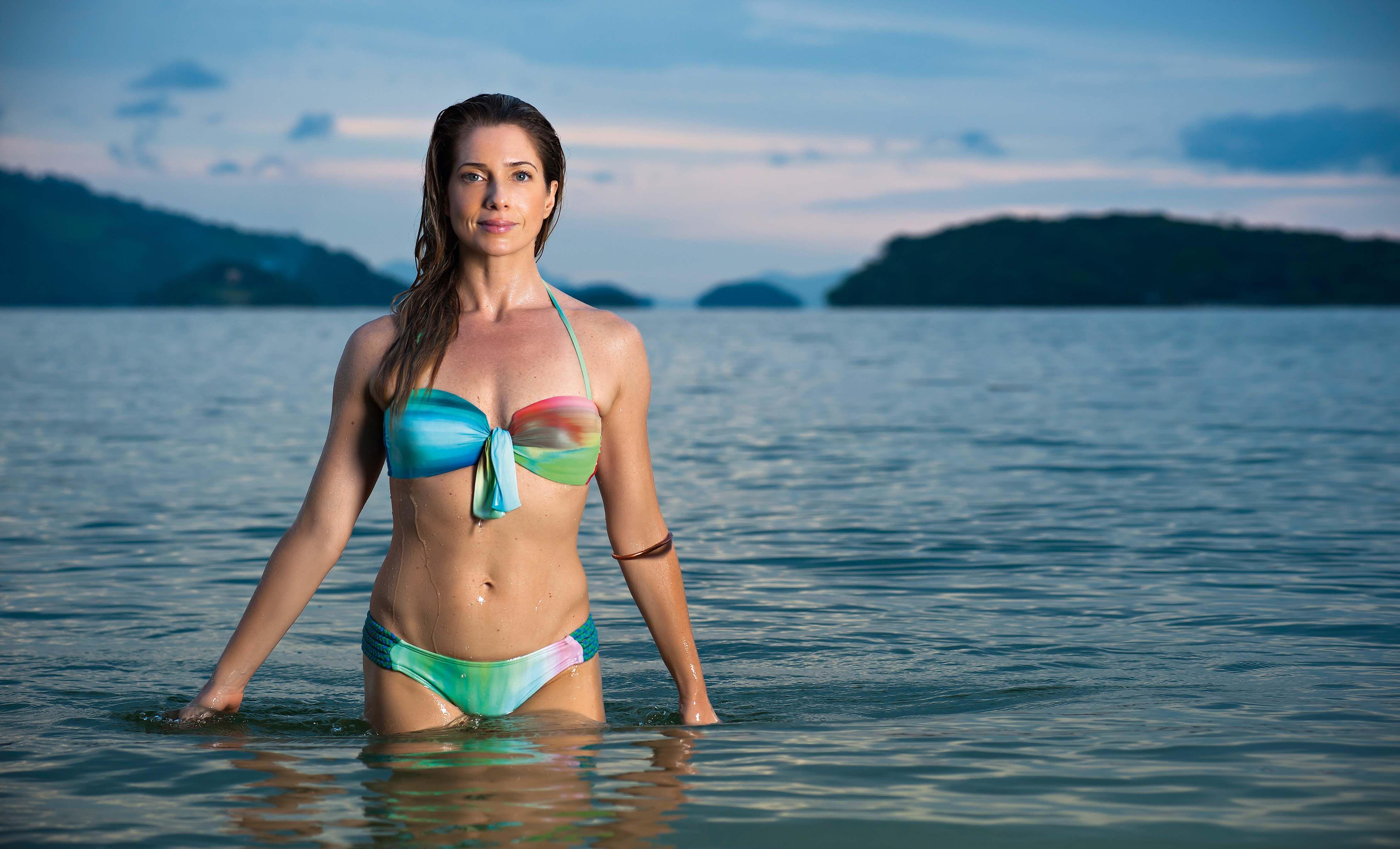 Boobs Bikini Mariana de Souza Alves Lima naked photo 2017