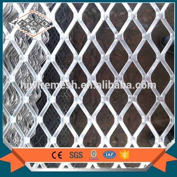 4ftx8ft Galvanized Flattened Aluminum Expanded Metal Mesh Expanded Metal Expanded Metal Mesh Metal Mesh