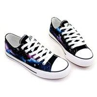 Galaxy Chuck Taylor's | Goodie Goodie Two Shoes! | Shoes