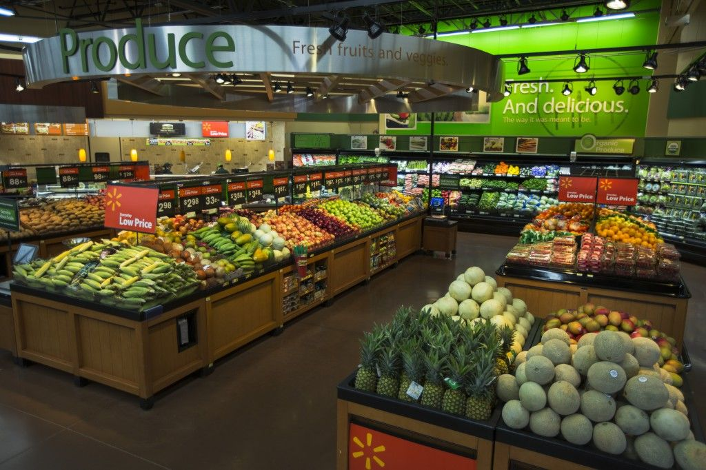 Amazon To Open Grocery Stores in 2020 Fruit shop