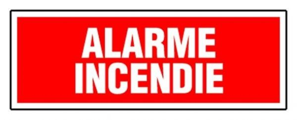 panneau alarme incendie alarme incendie panneau et panneau de signalisation. Black Bedroom Furniture Sets. Home Design Ideas