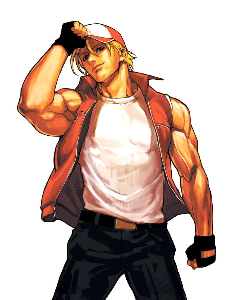 Terry Bogard King Of Fighters Capcom Vs Snk Terry Bogard Fatal Fury