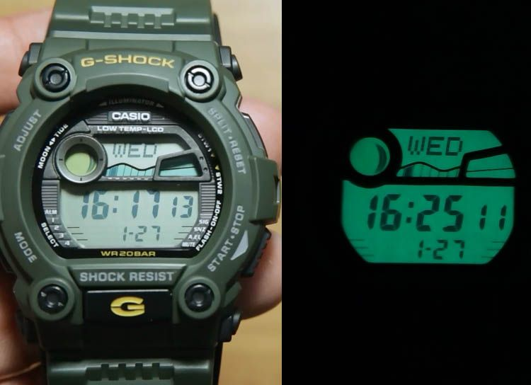 Review Casio G-Shock G-7900-3 34179764a4de