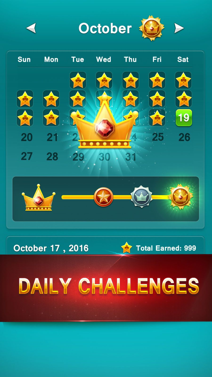 how to win solitaire daily challenge 4/16/21