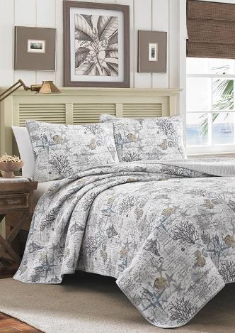 Tommy Bahama Beachcomber Gold Comforter Set Comforter Sets