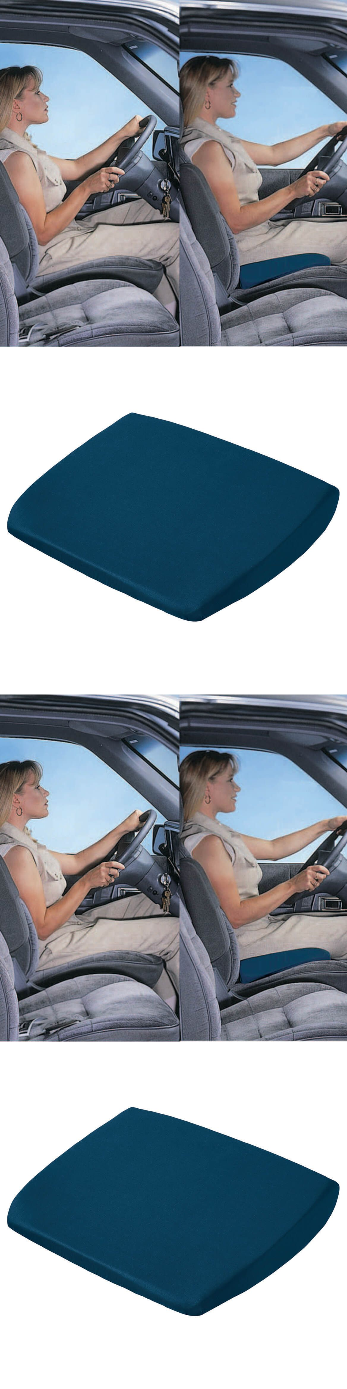 Seat And Posture Cushions 182135 Improve Automible Wedge Foam Cushion Car Riser Pad