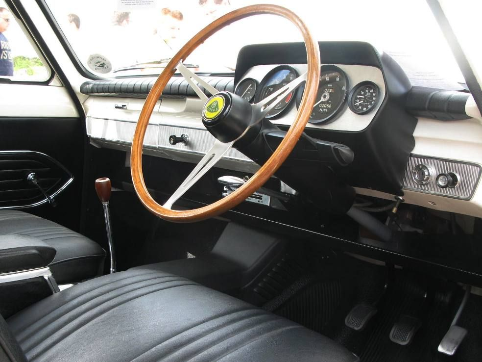 10 11 Lotus Cortina Mk 1 Pre Aeroflow Dash Lotus Car Mk1 Classic Cars