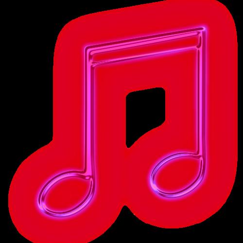 Tumblr M8i8z7qrlo1r5zj1yo1 500 Png 500 500 Notas Musicais Colagens De Imagens Neon