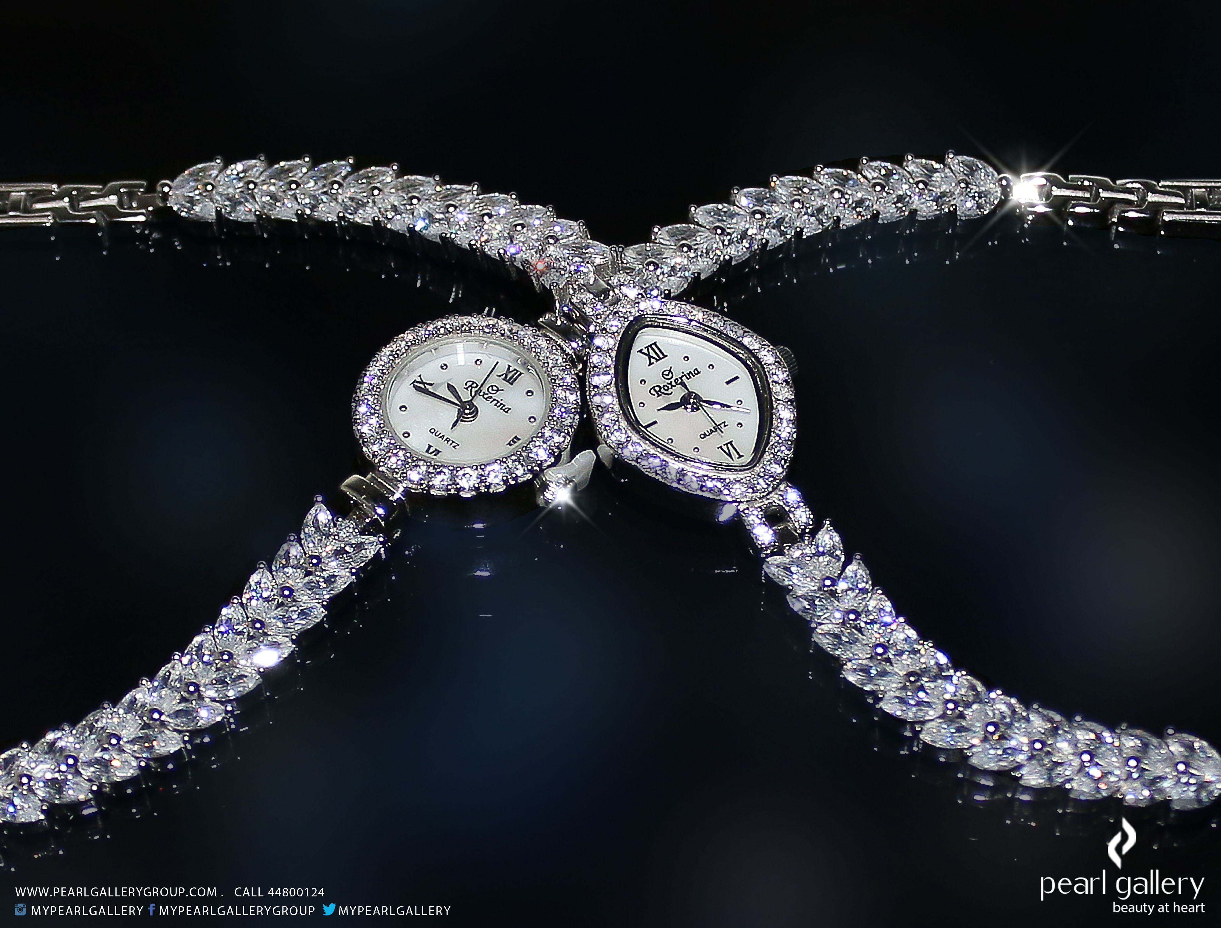 Elegent Ladies Watch Collections Available At Pearl Gallery Watch Collection Bracelet Watch Watch Strap