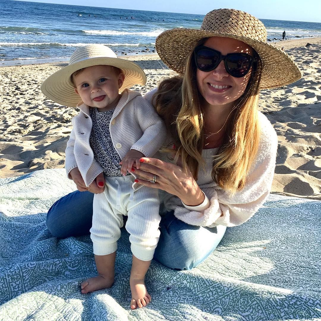 "Gil McKinney (@gilmckinney) on Instagram: ""Happy 1st Mother's Day to my beautiful wife @kkmckinns. Celebrated by taking our #vivimckinney to…"""