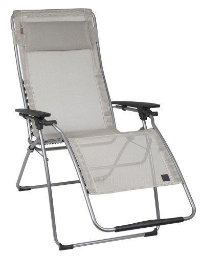 Lafuma Futura XL Recliner Chair Seigle  sc 1 st  Pinterest & Lafuma Futura XL Recliner Chair Seigle | Lawn and Garden ... islam-shia.org