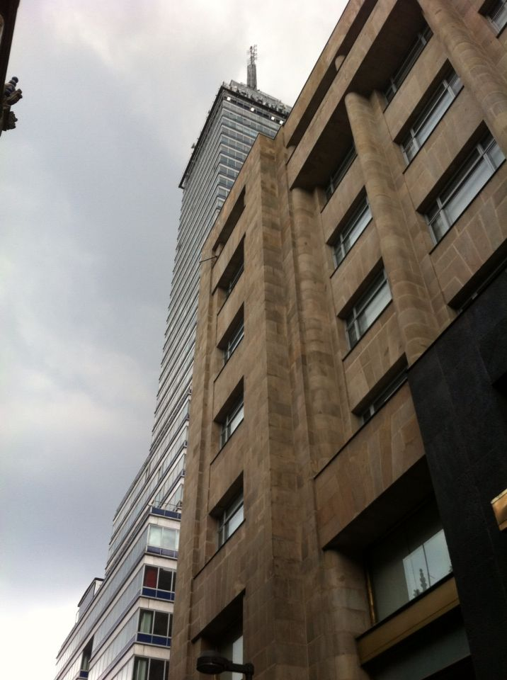 Torre Lationamericana / México City