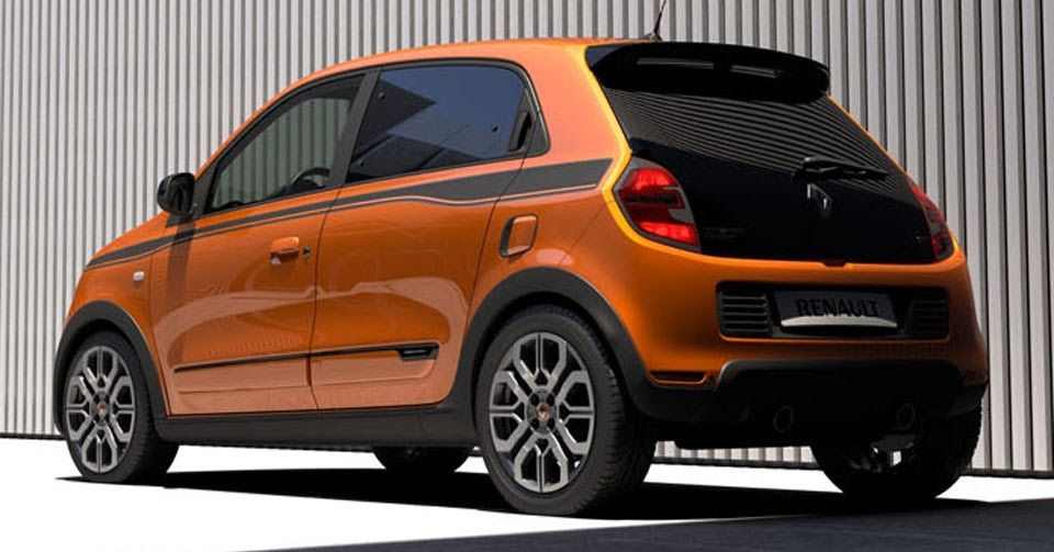 Renault Twingo Gt And Dynamique S Go On Sale In The Uk ルノー