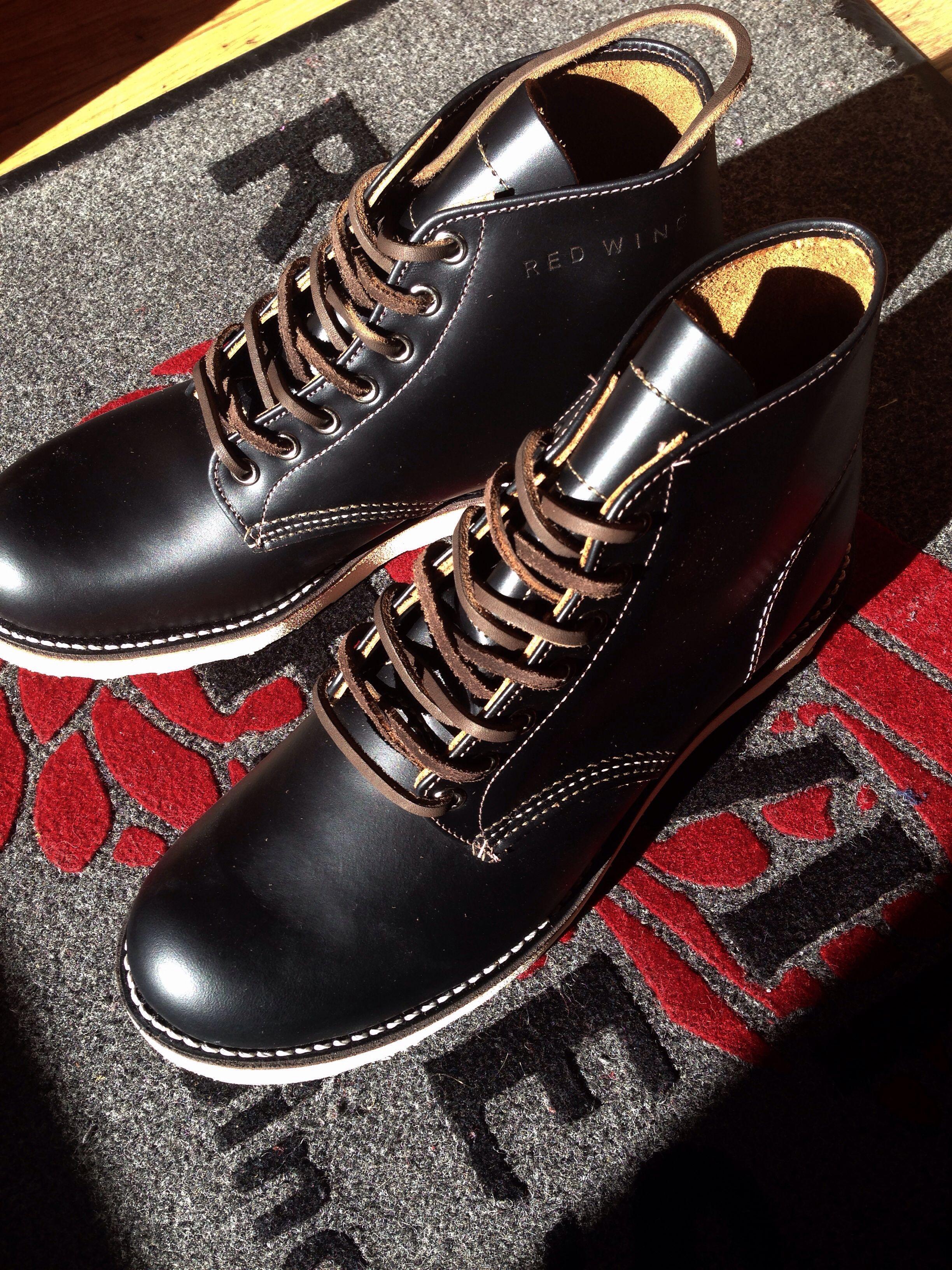 Red Wing 9870 Irish Setter Black Klondike | 革靴