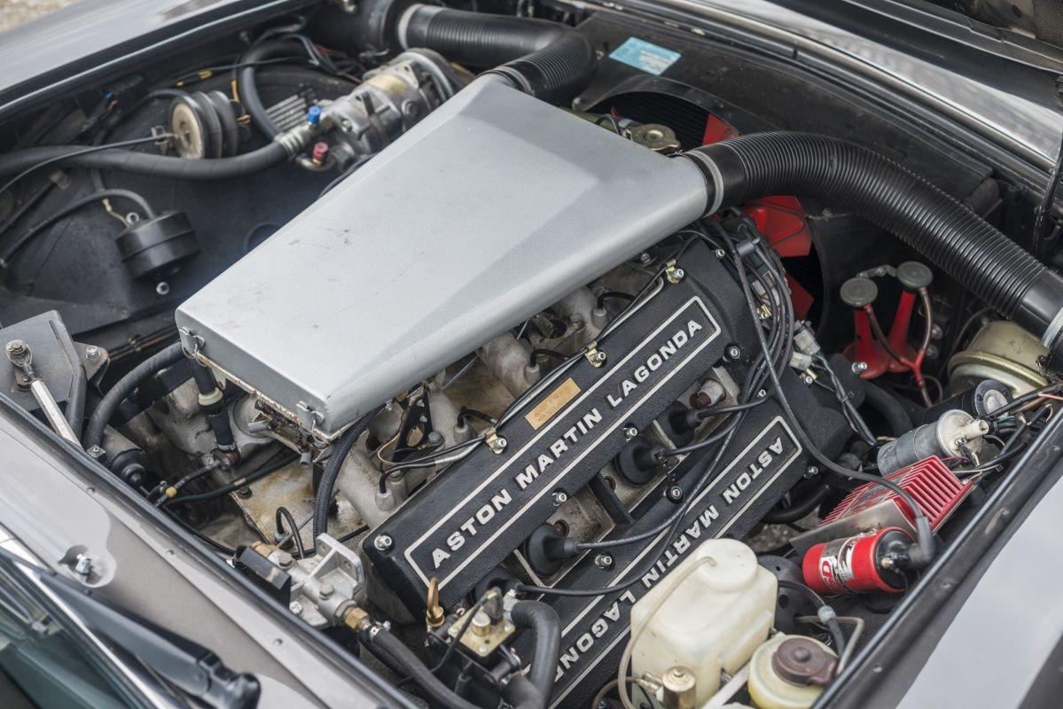 1984 Aston Martin V8 Amv8 Oscar India Serie Iv Classic Driver