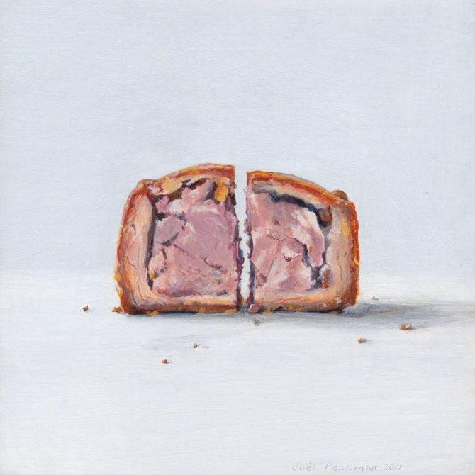 Pork pie British food collection - joelpenkman