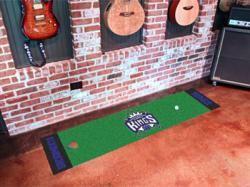 Fanmats: Golf Putting Green Mat: NBA - Sacramento Kings.  Buy it @ ReadyGolf.com