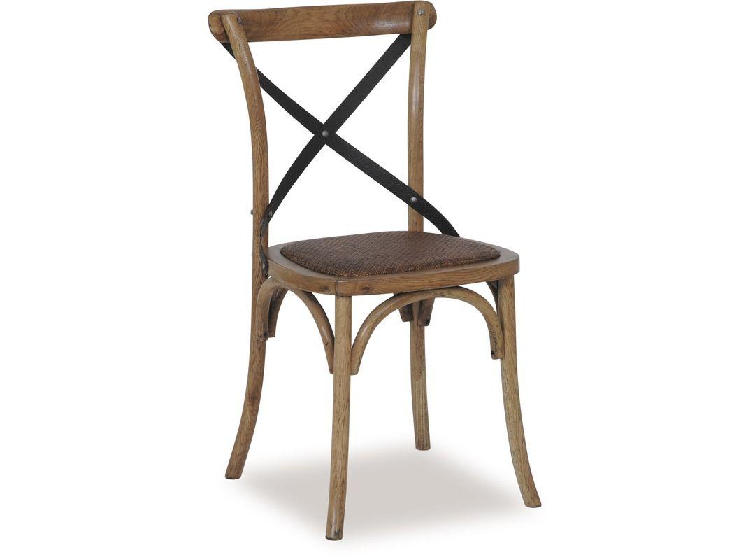 Cross Dining Chair Danske Mobler New Zealand Made Furniture