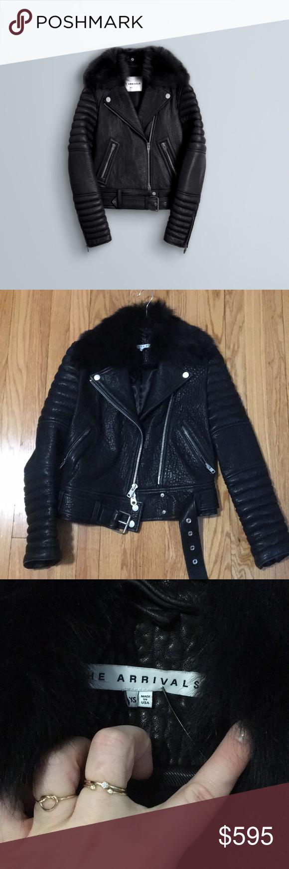 The Arrivals Rainier Black Pebbled Leather Jacket Leather Jacket Jackets Clothes Design [ 1740 x 580 Pixel ]
