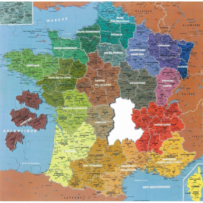jigsaw puzzle 100 pieces wooden art geography map of france 100 pieces jigsaw puzzles world maps and mappemonde planetpuzzles