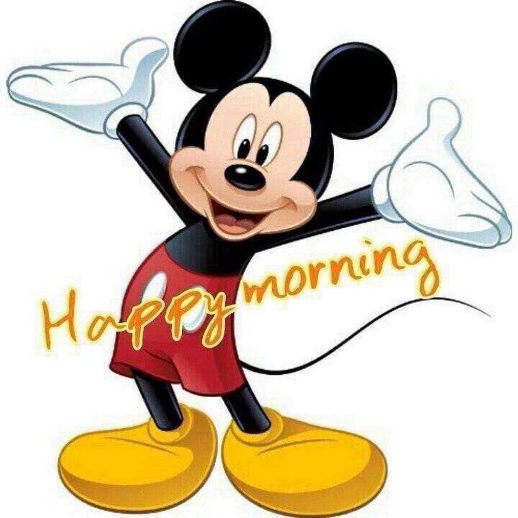 Pin by theresa wolmart on good morning good afternoon good night disney mickey mouse large self stick wall accent sticker amipublicfo Image collections