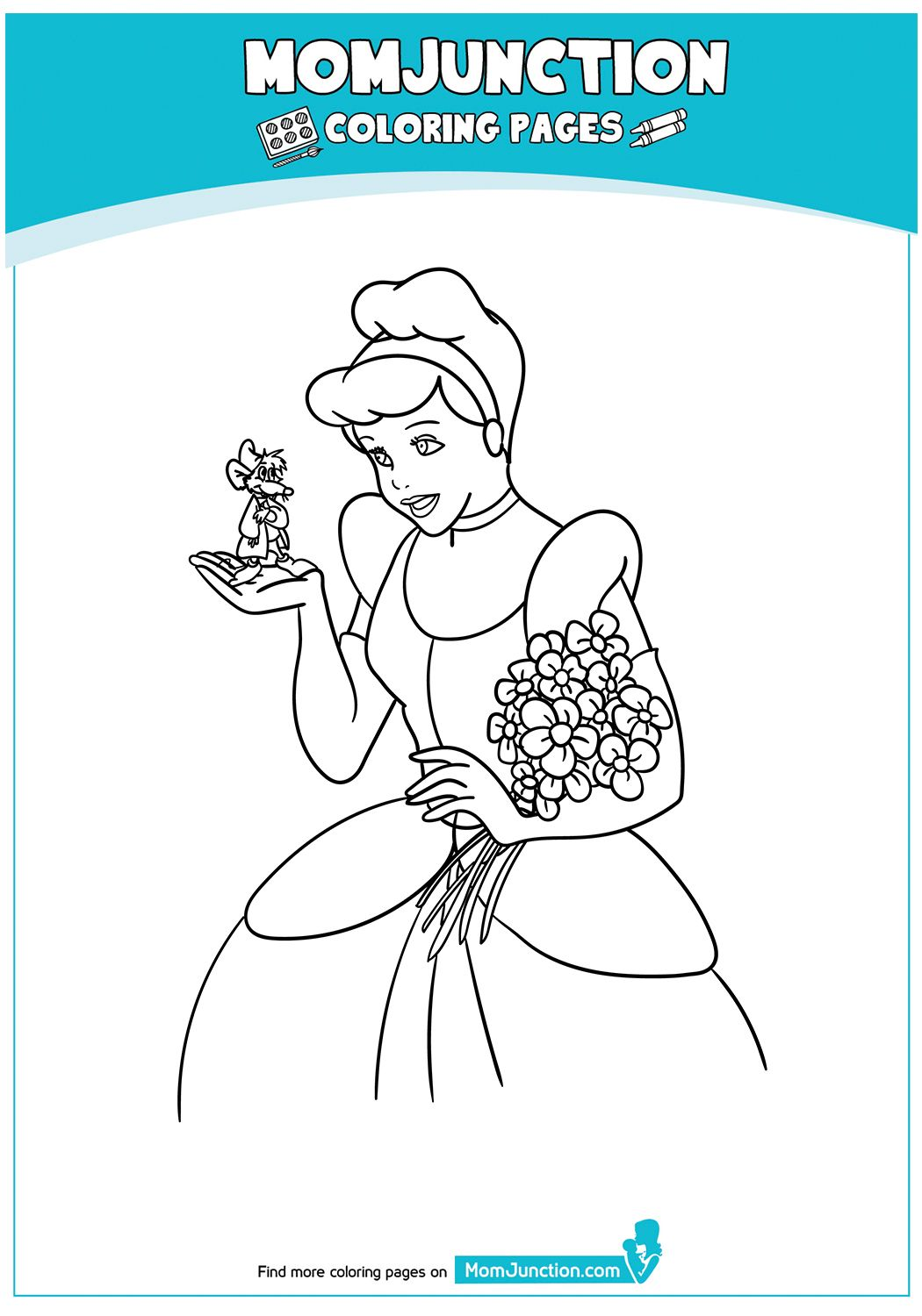 Print Coloring Image Momjunction Ariel Coloring Pages Free Disney Coloring Pages Disney Princess Coloring Pages