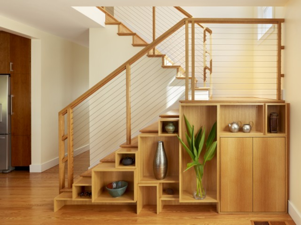 Kitchen Design Under Stairs stairs go to the kitchen lower loft, then second stairs climb to