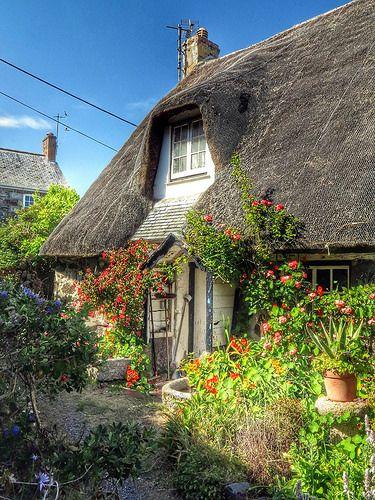 Cadgwith Cottage Cornwall Cottages Pinterest Britischer