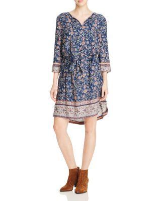 BeachLunchLounge Riley Floral Print Dress | bloomingdales.com