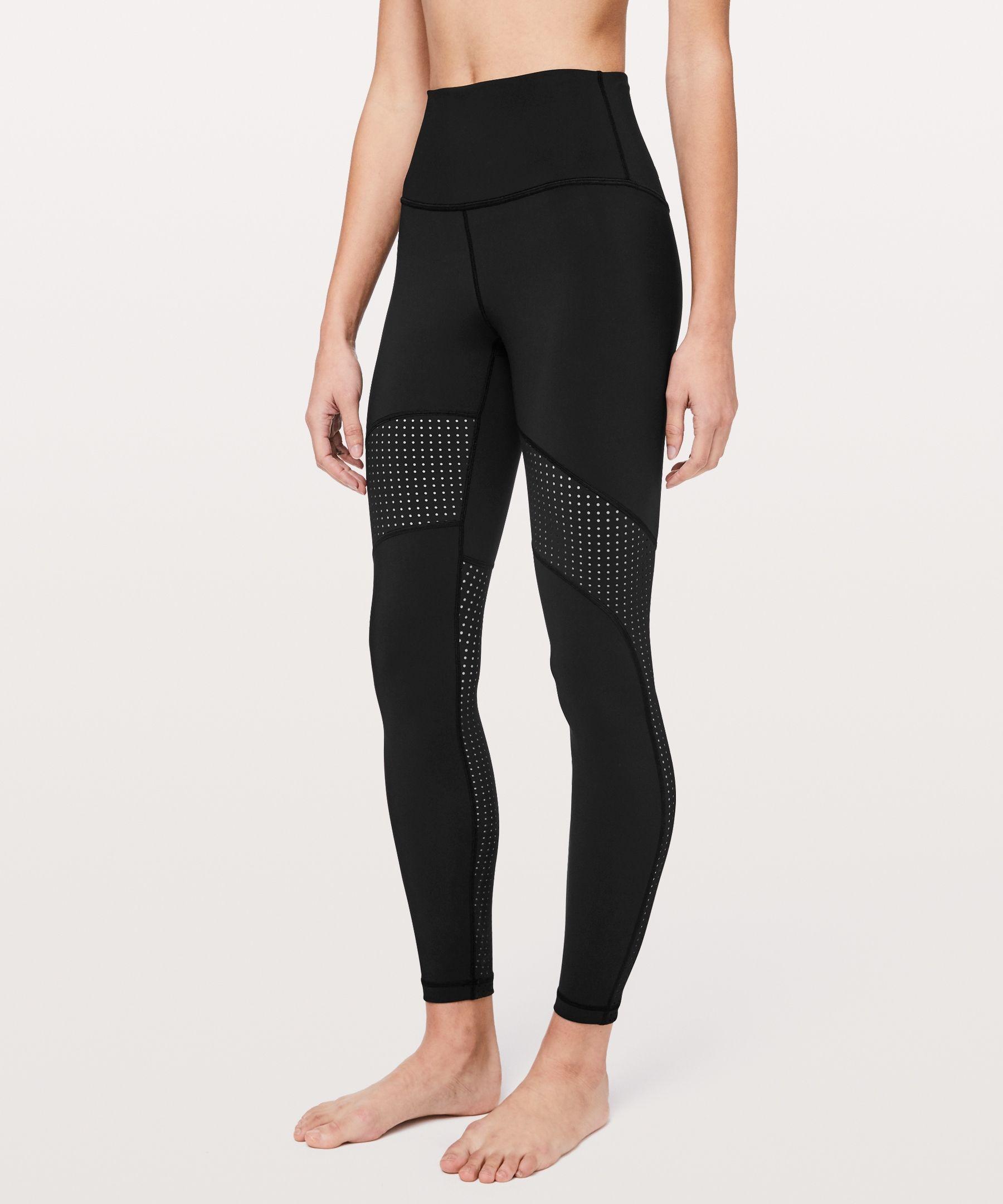 60e0618cc7 lululemon Women's Beach Break Paddle Legging, Black, Size 6 in 2019 ...