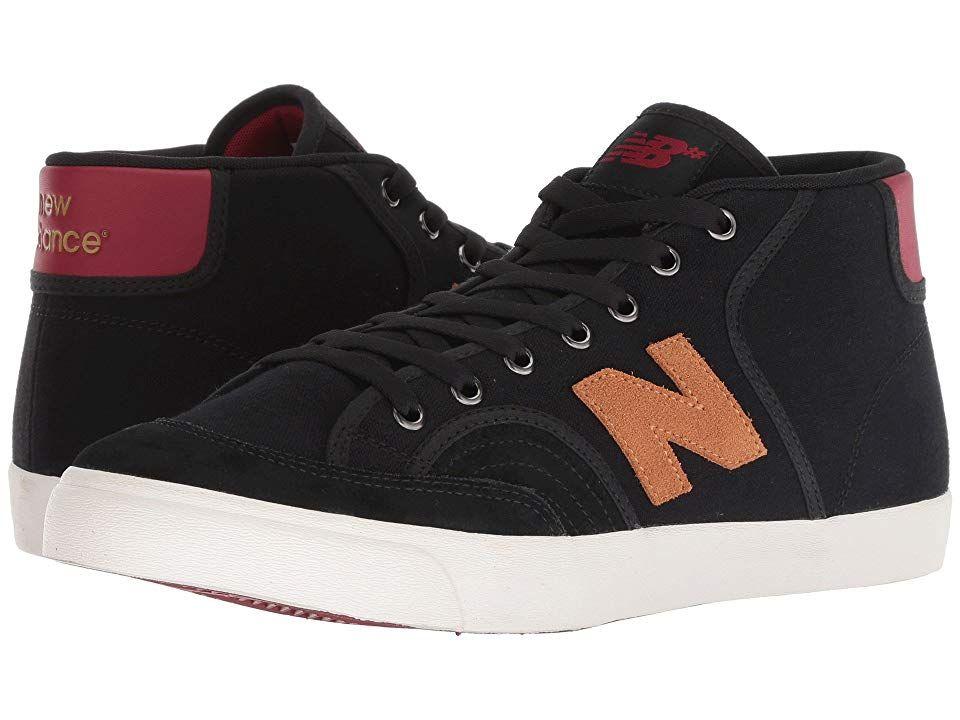 13f0f3800f47c New Balance Numeric NM213 (Black/Bronze) Men's Skate Shoes. The  possibilities are