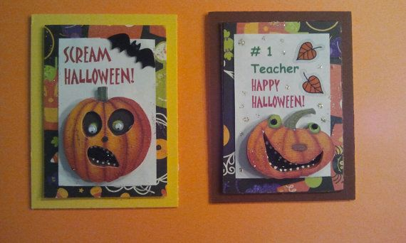 """Hand crafted 3"""" x 4"""" card magnets. so cute!!! need to buy and give away for cute little presents!"""