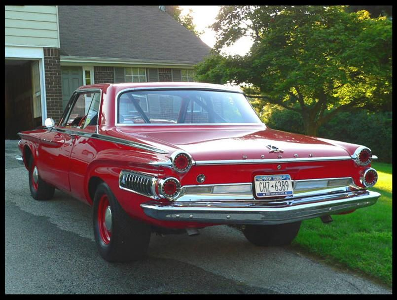 1962 Dodge Dart Maintenance/restoration of old/vintage vehicles ...