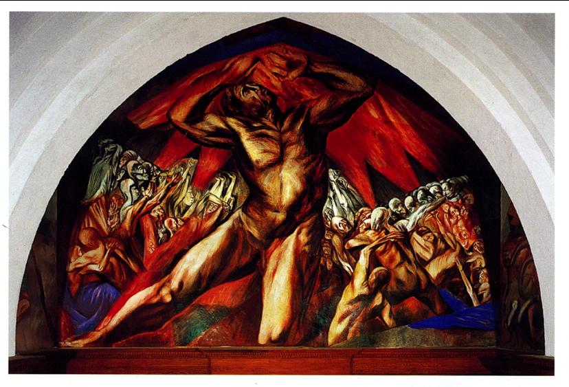 José Clemente Orozco, el manifiesto histórico mexicano - See more at: http://culturacolectiva.com/jose-clemente-orozco-el-manifiesto-historico-mexicano/#sthash.RZEoOzda.dpuf