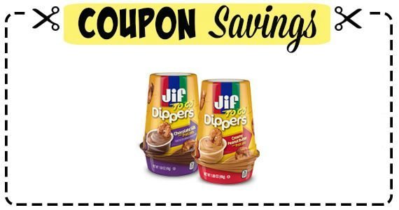 Target: JIF To Go Dippers Just $0.89! Mama Bees Freebies