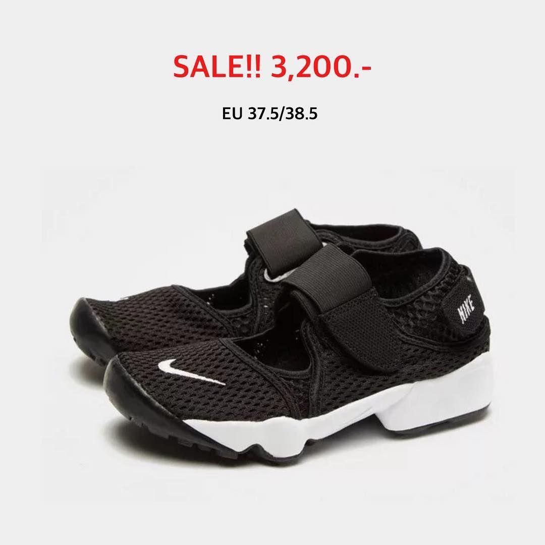 sizes, EU 37.5 and 38.5   Nike rift
