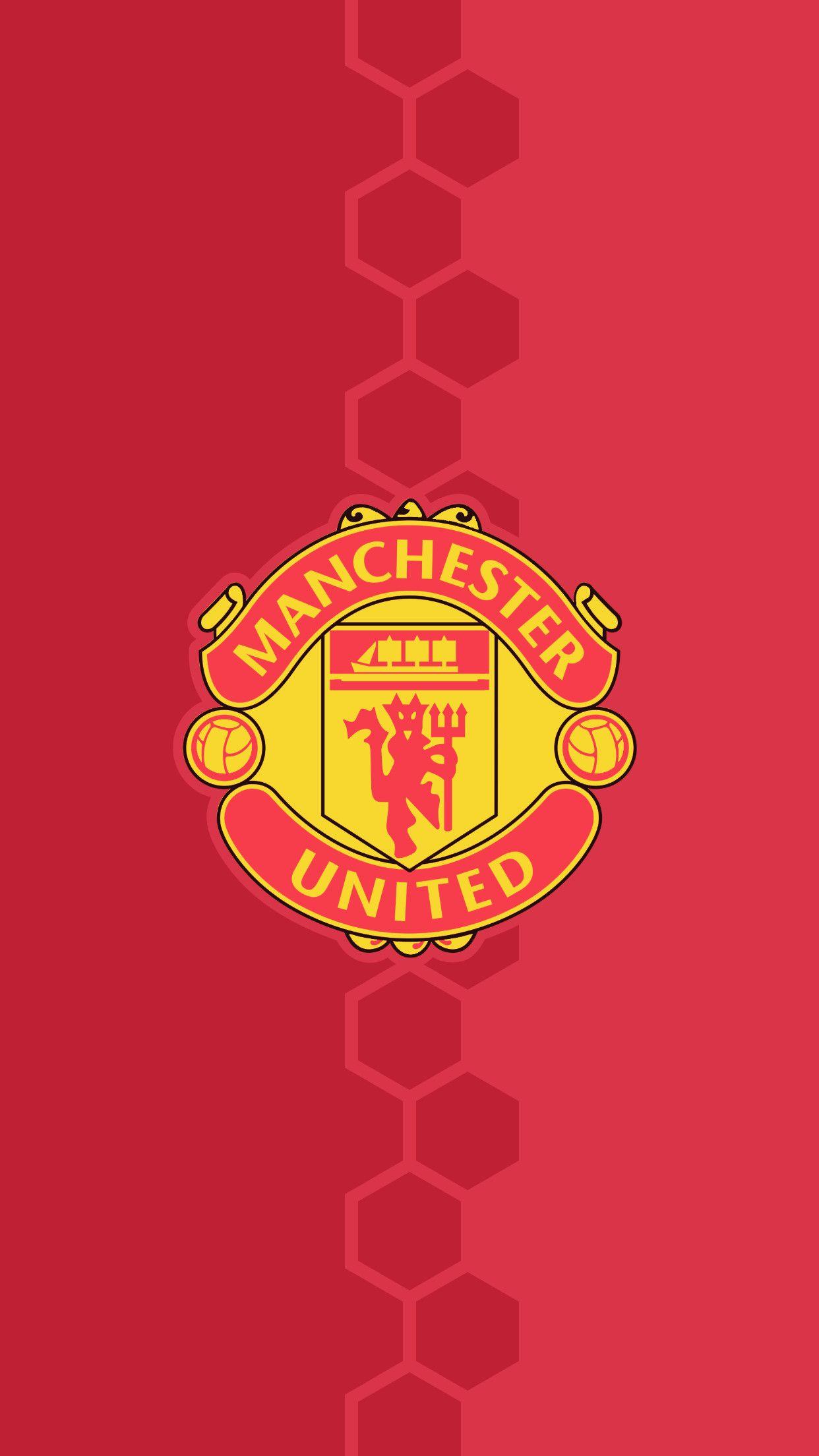 1242x2208 Manchester United Wallpaper Football Wallpaper Man United M Manchester United Wallpaper Manchester United Wallpapers Iphone Manchester United Logo
