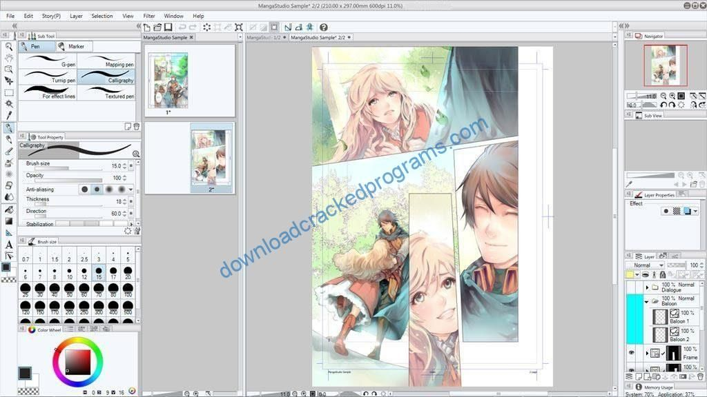 Download Clip Studio Paint Ex Manga Studio Full Cracked Software Clip Studio Paint Manga Studio Studio