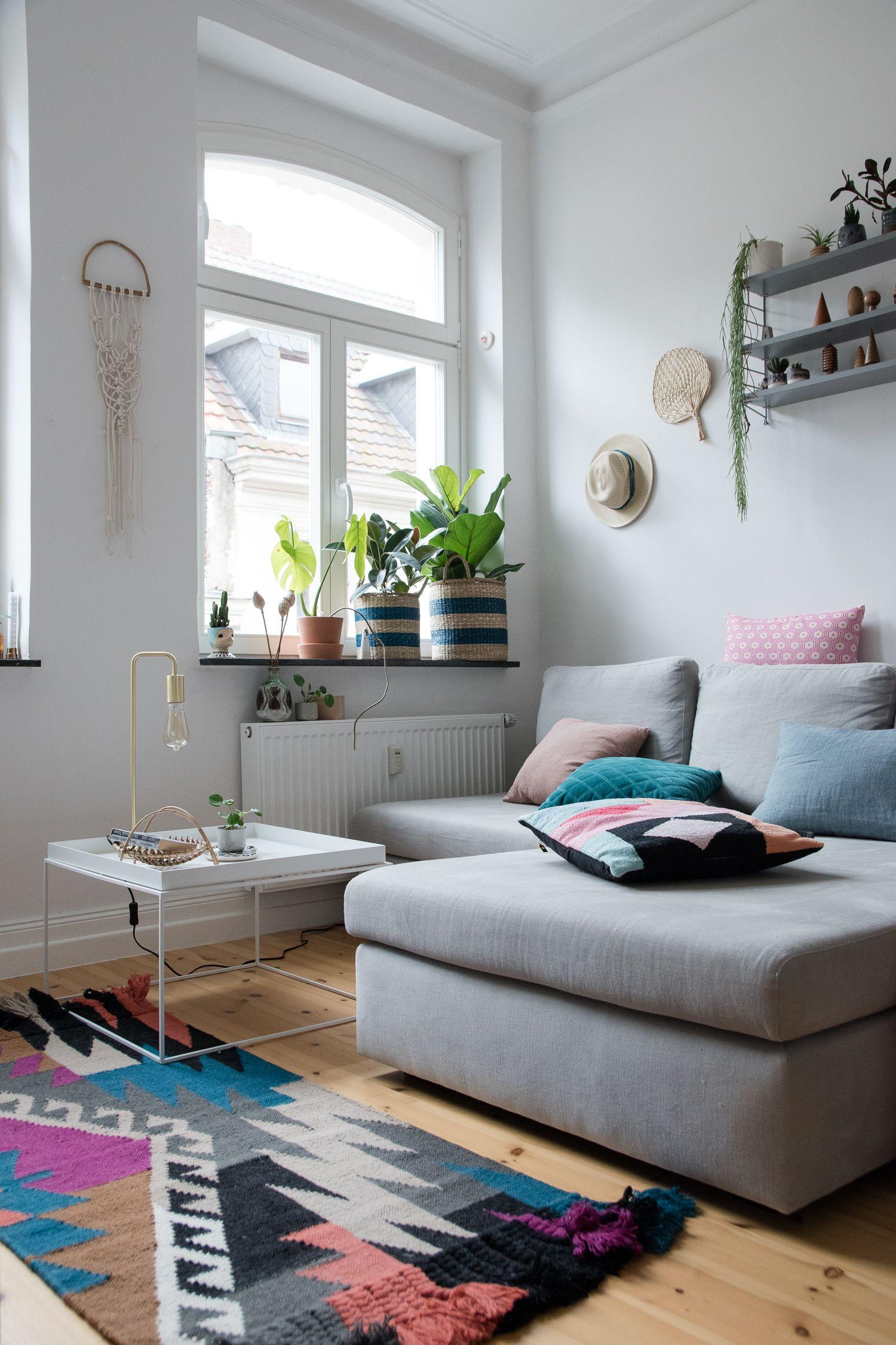 So bringst du den Boho Style in deine Wohnung - 5 Tipps | Wohnraum ...