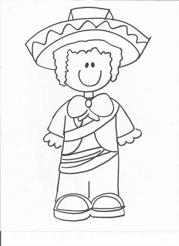 Pin von maria del carmen reyes angeles auf DIBUJOS MEXICANOS ...
