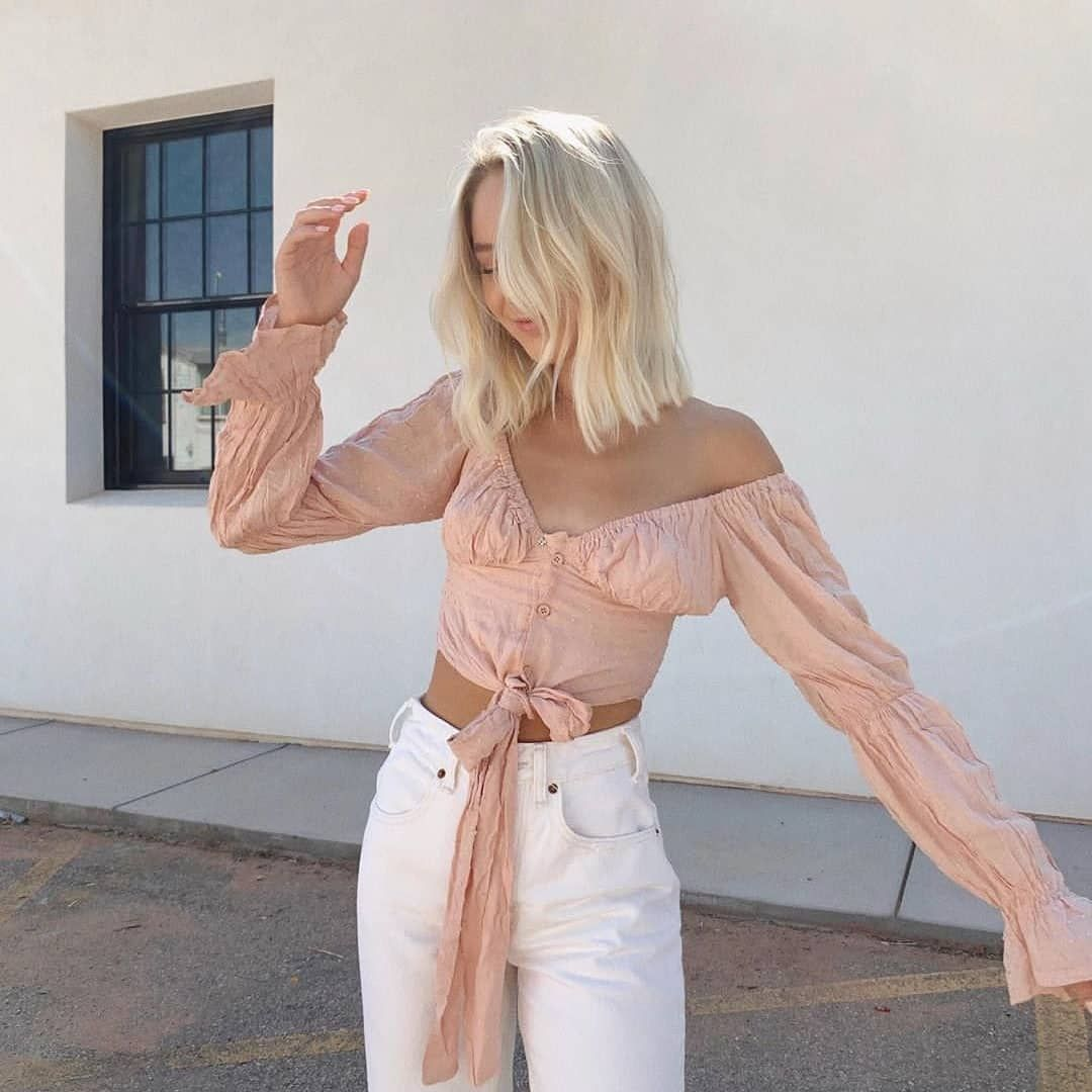 Soft Girl Aesthetic On Instagram 1 2 3 4 5 Or 6 Follow Softgirl Aest For More Outfit Inspo Cr In 2020 Fashion Inspo Outfits Aesthetic Clothes Girly Fashion